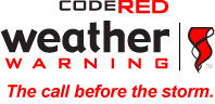 CodeRed Weather Warning - The call before the sorm